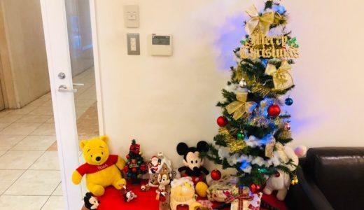 クリスマスの飾り付けしました!